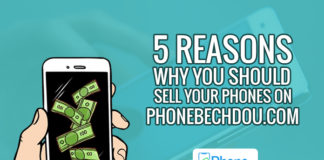 5 reasons why u should sell you phone on phonebechdou