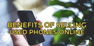 benefits of selling phone online