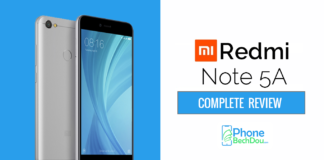 redmi Note 5 A review phonebechdou
