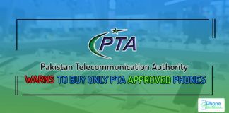 pta approved phones - Phonenechdou
