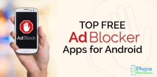 top 5 adblocker apps for android - PhoneBechDou