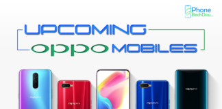 upcoming oppo mobiles - Phonebechdou