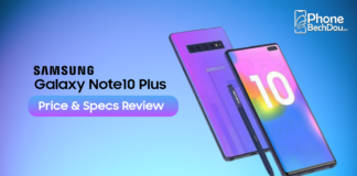 samsung note 10 plus price and specs reviews - phonebechdou