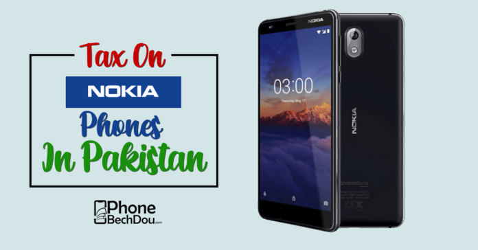 tax on nokia phone in pakistan - phonebechdou