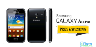 Samsung Galaxy Ace plus 2019 price and specs reviews - phone ebch dou