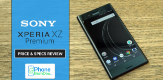 sony xperia xr premium price and specs review phonebechdou