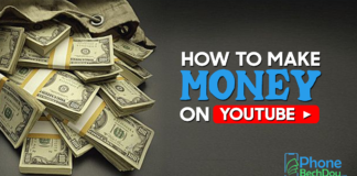 how to make money on youtube - phonebechdou