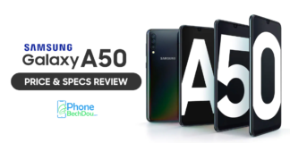 samsung galaxy a50 price and specs review - phone bech dou