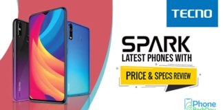 techno spark latest phones with price and specs review - phonebechdou