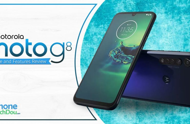 moto g8 price features review