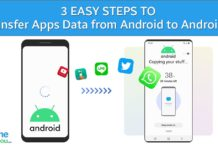 transfer data from android to android phone - phonebechdou