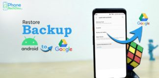 Backup android phone to Google account – How does it work?