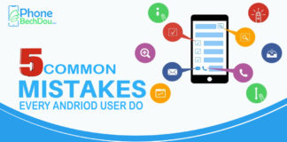 Five mistakes users should avoid (Android troubleshooting guide 2020)