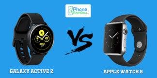 apple watch 5 vs samsung galaxy active 2