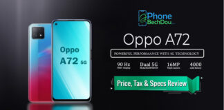 Oppo A72 Latest Review & Price in Pakistan 2020