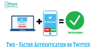 5 Simple steps to enable two-factor authentication on Twitter