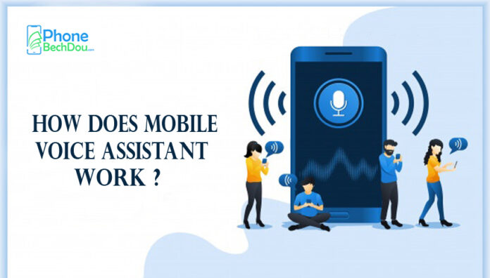 How does Mobile Voice Assistant Work
