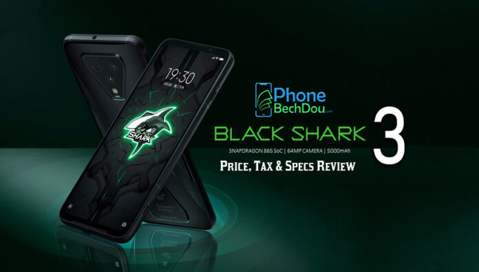 Xiaomi Black Shark 3- Review, price in Pakistan (September, 2020)