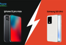 iPhone 12 pro max vs Samsung s20 ultra 5g full comparison 2020