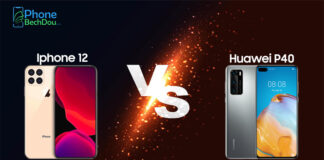 iPhone 12 vs. HUAWEI P40 in comparison: Full specs & Review 2020