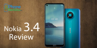 Nokia 3.4 review budget smartphone with a good camera