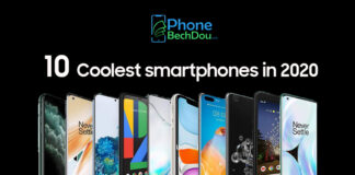 10 coolest smartphones that (almost) nobody knows about in 2020