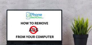 HOW TO REMOVE ADS