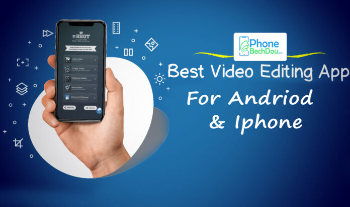 how to edit a video on an iphone