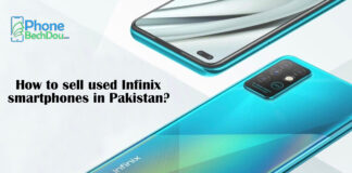 sell used Infinix smartphones