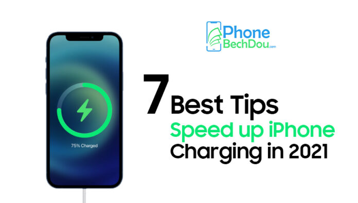 7 Best Tips to Speed up iPhone Charging in 2021