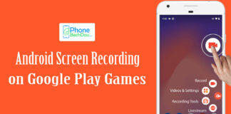 Android Screen Recording