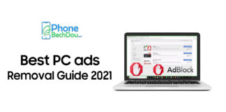 fix unwanted ads on your pc browser