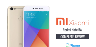 Redmi Note 5A - phonebechdou