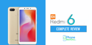 Xiaomi Redmi 6 review