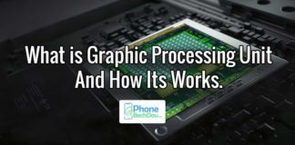 graphic processing unit - Phone Bech Dou