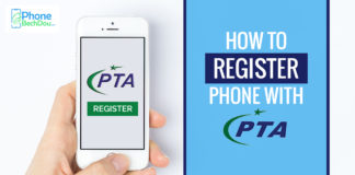 How to register phone with pta - Phone Bech Dou