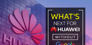 Huawei without google