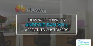 how will huawei's android ban will affect its customers