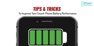 improve smartphone battery performance