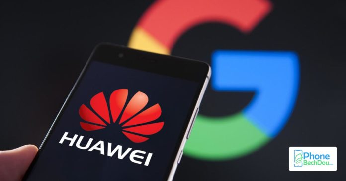 google took stand for huawei