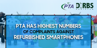 PTA phone registration has highest number of complaints against refurbished smartphones - phonebechdou
