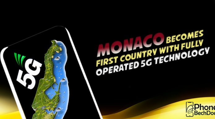 first 5g country - phonebechdou