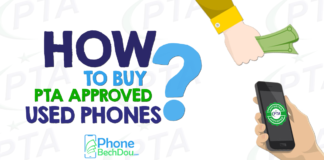 how to buy pta approved used phones - phone bech dou