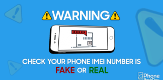 imei number fake or real - phonebechdou
