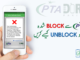 pta blocked phone registeration procedure - phonebechdou