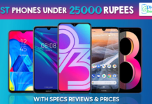 phones under 25000 in pakistan - phonebechdou