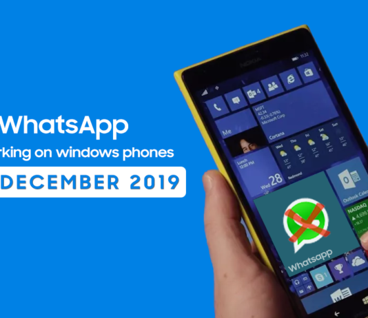whats will not working on windows phone - phonebechdou