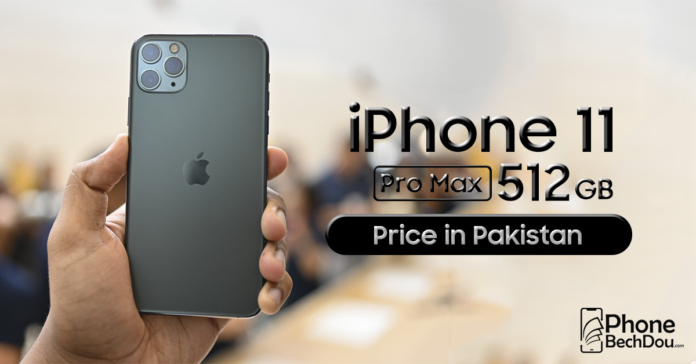 iphone 11 pro max 512gb price in pakistan - phonebechdou