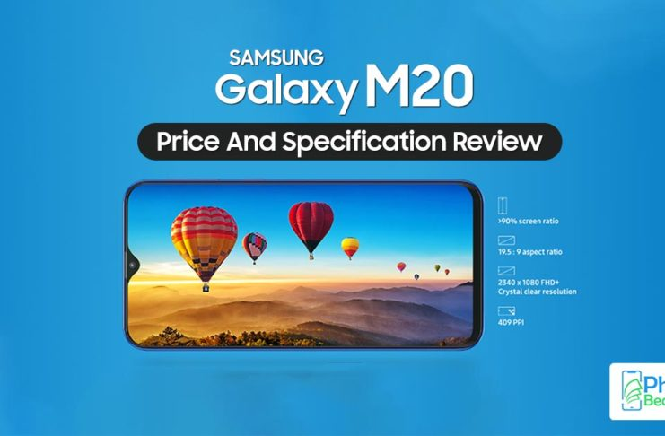 samsung galaxy m20 price and specs review - phonebchdou