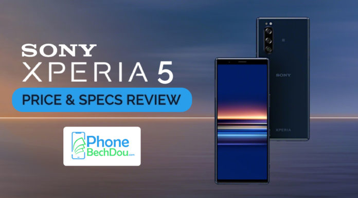 sony xperia 5 price and specs review - phone bech dou